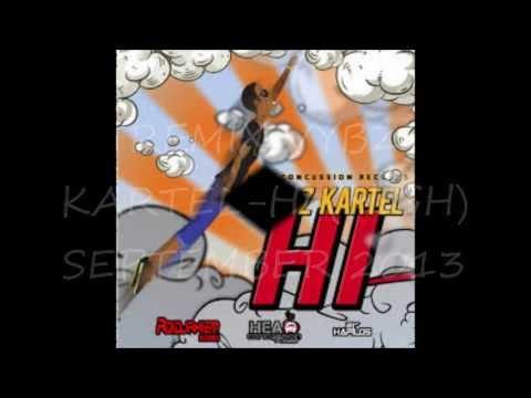 Remix Vybz Kartel-Hi (High) September 2013