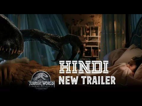 Jurassic World : Fallen Kingdom - Hindi...