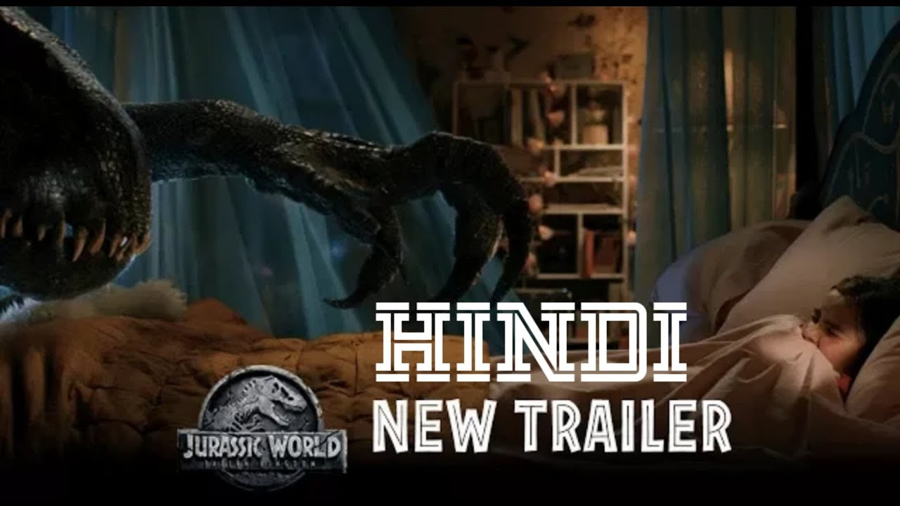 Jurassic World : Fallen Kingdom - Hindi Trailer# 2