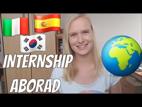 How To Get An Internship Abroad | 4 Easy Ways