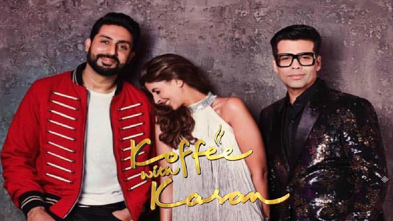 Koffee With Karan Season 6 - Abhishek Bachchan And Shweta Bachchan
