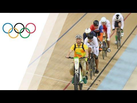 Rio Replay: Men's Keirin Finals