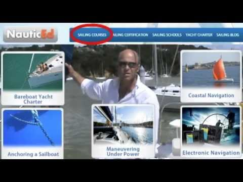 Bareboat Yacht Charter Sailing Course - NauticEd