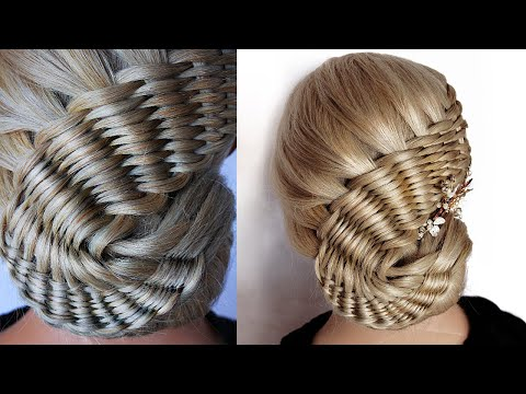 😱-new-bun-hairstyle-for-wedding-and-party-  -trending-hairstyle-  -party-hairstyle-  -updo-hairstyle