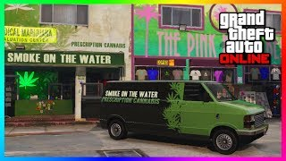 GTA Online Happy 4/20 2018 Weed Update Is Here! - NEW Bonuses, Vehicle Upgrades & MORE! (GTA 5 DLC)
