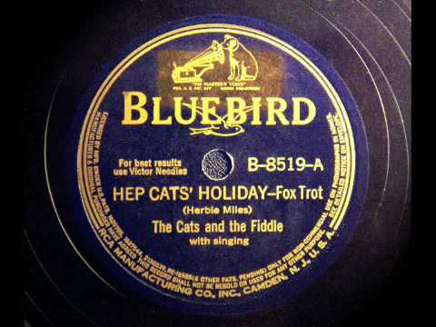 Hep Cats' Holiday-The Cats and the Fiddle
