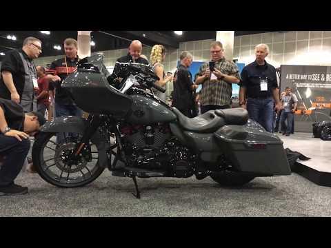 CVO Road Glide New models Harley-Davidson 2018 Los Angeles