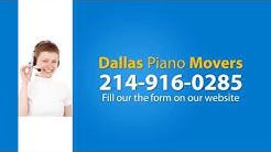 Dallas Piano Movers   Piano Moving Company in Dallas, Tx
