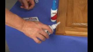 10-how To Repair Loose Splinters And Broken Wood Surfaces By Mohawk Finishing Products.mpg