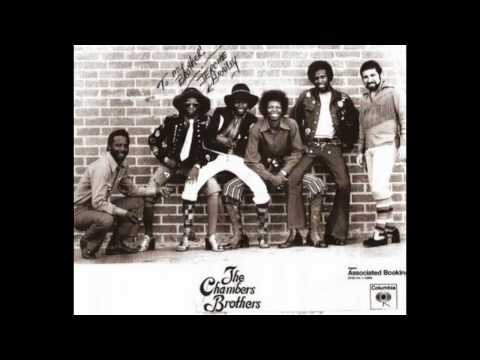 THE CHAMBERS BROTHERS - TO LOVE SOMEBODY