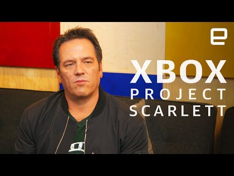 Xbox's Phil Spencer on Project Scarlett at E3 2019