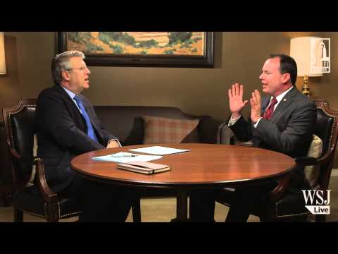 Mike Lee on Politics and Conservatism