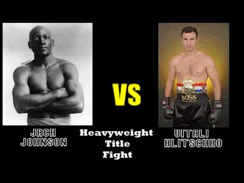 Heavyweight Title Fight Title Bout ll PC