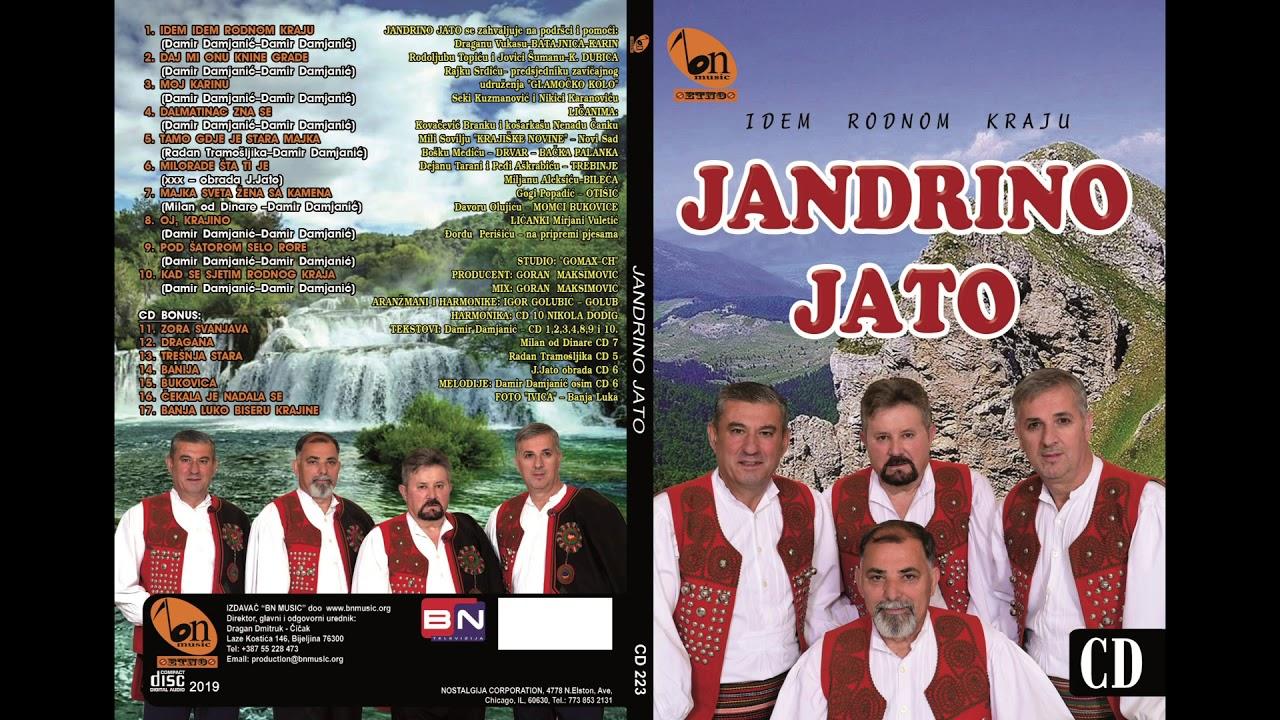 Jandrino Jato - Idem idem rodnom kraju BN Music Etno 2019 Audio