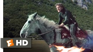 Krull (8/8) Movie CLIP - Burning Tracks (1983) HD