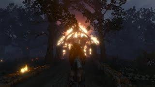 Ведьмак 3: Каменные Сердца - Сюжетные Боссы(На Смерть)/The Witcher 3: DLC - Story bossfights