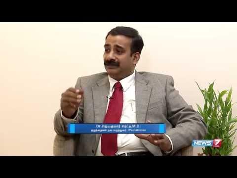 Healthy food plan for babies 1/2 | Doctor Naanga Eppadi Irukanum | News7 Tamil