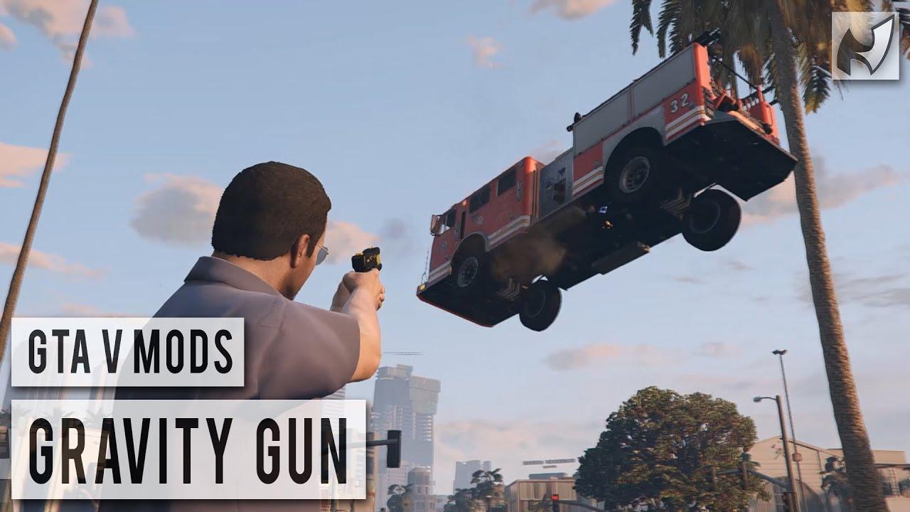 Best GTA 5 Mods