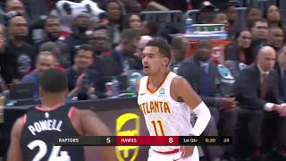Atlanta Hawks vs. Toronto Raptors | November 23, 2019
