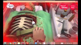 Surgeon Simulator - Malcolm Gaming
