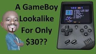 Retro Mini Portable Arcade Game System Review