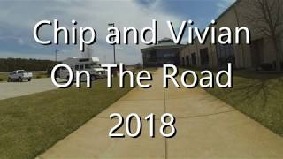 RV/MH Hall of Fame and Museum - Chip and Vivian on the Road 2018