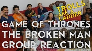Game of Thrones - 6x7 The Broken Man - Group Reaction
