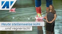 Was passiert nach dem nassen und kühlen Sonntag? (Mod.: Adrienne Jeske)