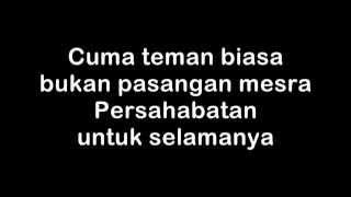 Endank Soekamti - Mantan Jadi Teman (lyric on screen)