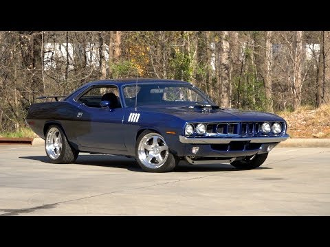 1970 Plymouth Barracuda SOLD / 136586