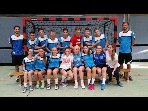 Partnerstadt-Olympiade 2017 - Die Teilnehmer aus Böblingen (1): Handball