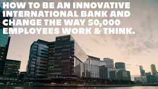 Atlassian + ANZ Bank | How an innovative bank is changing the way 50,000 employees work and think