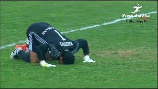شاهد.. حارس النصر يتصدى لركلتي جزاء في لقاء المقاصة ويمنح فريقه انتصارا عريضا