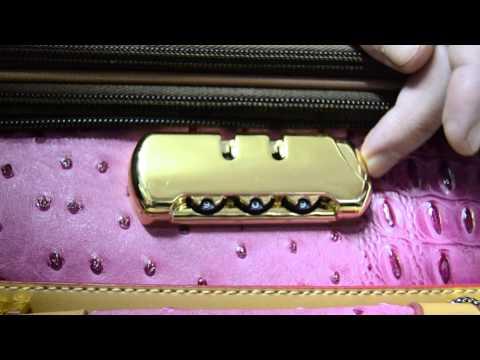 Как переустановить код на чемодане