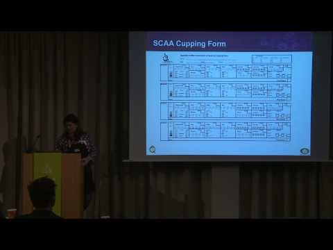 Trish Rothgelb: Calibration / Q-grading. Nordic Roaster Forum 2013