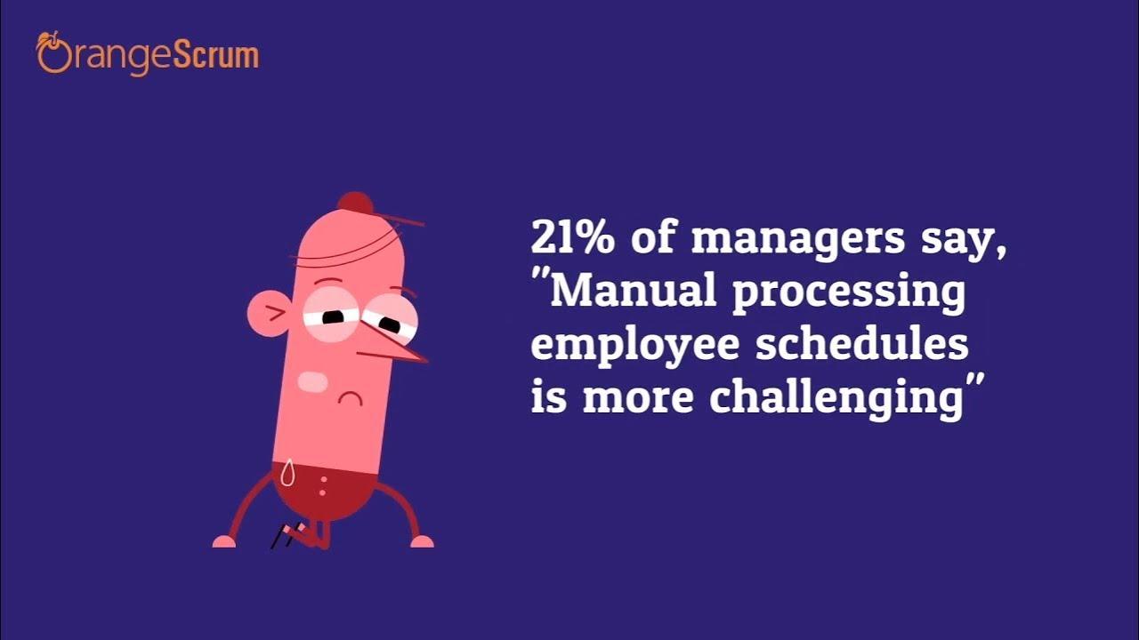 Gantt Chart Benefits Orangescrum Enterprise Schedule Management