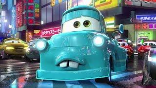 ► Cars Toon: Mater's Tall Tales - The Movie | All Cutscenes (Full Walkthrough HD)