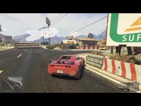 Grand Theft Auto V - NoDo PC - Formula E - Season 2 - Race 1 - Montréal