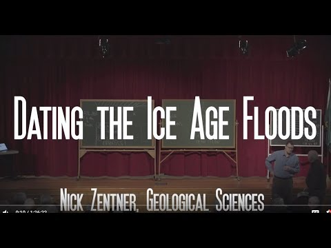 Dating the Ice Age Floods