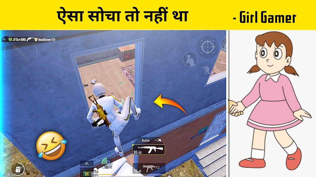 ? Shizuka vs Legend X - Pubg Mobile Hindi Gameplay!