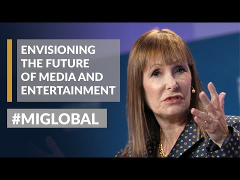 Envisioning the Future of Media and Entertainment