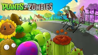 PLAYING PLANTS VS ZOMBIES IN 2021! 😆 | PLANTS VS ZOMBIES GAMEPLAY PART 1