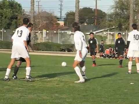 Millikan vs. Cabrillo, Moore League Soccer