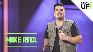 Comedian Mike Rita Has An Interesting Relationship With His Parents