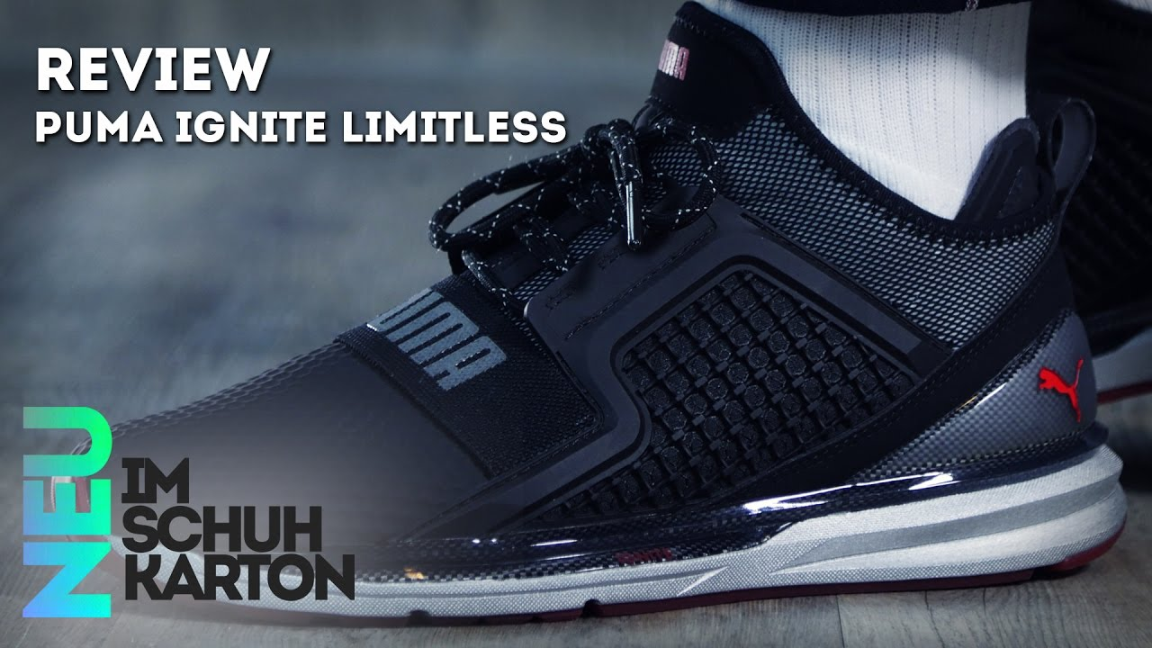 Puma Ignite Limitless Hi Tech  c1ea421f3