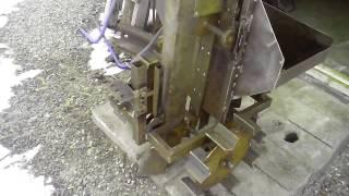 Картофелесажалка своими руками(Позже выложу видео, как она работает, да и покрасить надо., 2013-03-30T11:44:06.000Z)