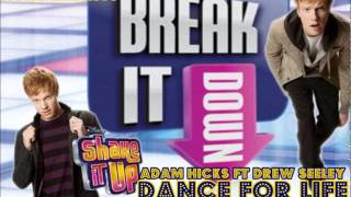 ADAM HICKS FT. DREW SEELEY - DANCE FOR LIFE - shake it up OST