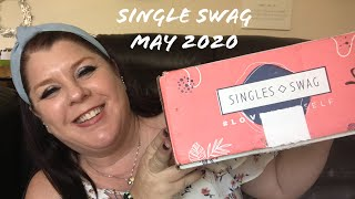 SINGLE SWAG  May 2020 UNBOXING AND REVIEW