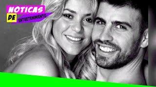 La íntima fotografía de Shakira y Piqué fue filtrada en Instagram