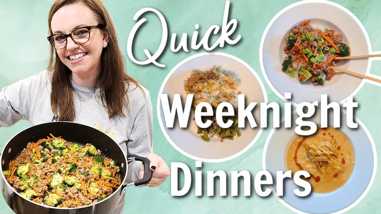 EASY COMFORT FOOD DINNERS | WEEKNIGHT MEALS | WINNER DINNERS | NO. 107